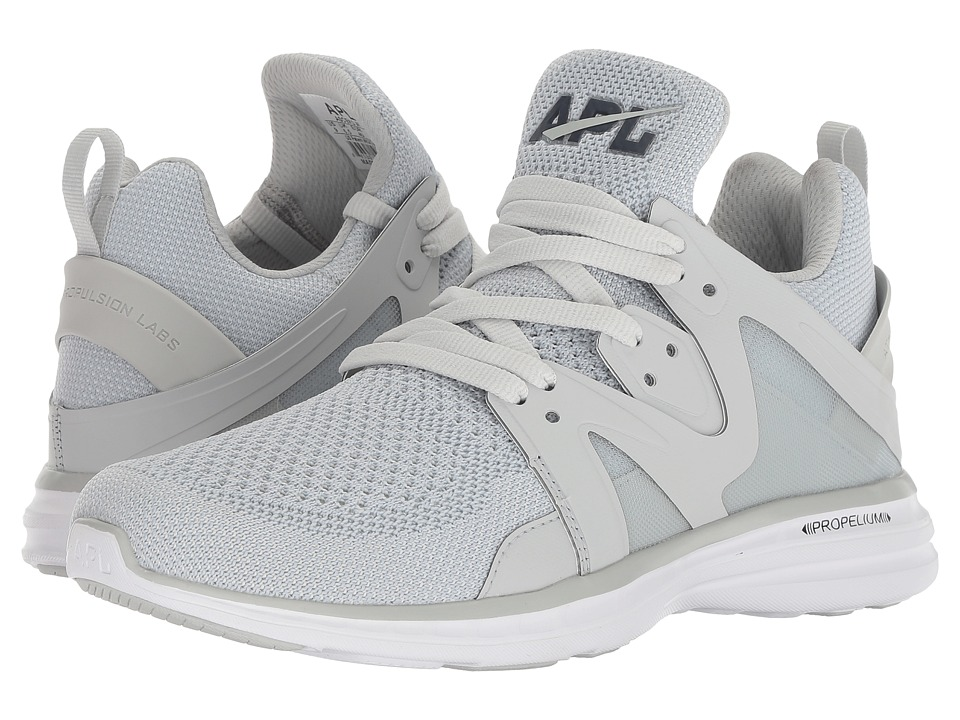 Athletic Propulsion Labs (APL) Ascend (Grey Glow/Midnight) Women's Shoes