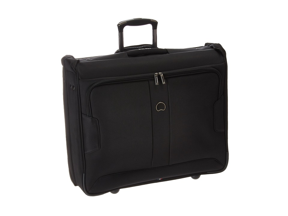 Delsey - Sky Max 2-Wheeled Garment Bag (Black) Luggage