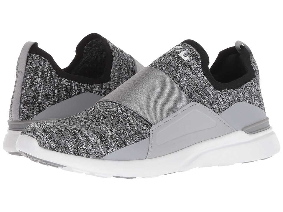 Athletic Propulsion Labs (APL) Techloom Bliss (Heather Grey/White) Women's Running Shoes