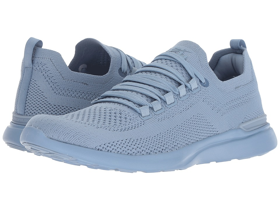 Athletic Propulsion Labs (APL) Techloom Breeze (Grey Denim) Women's Running Shoes
