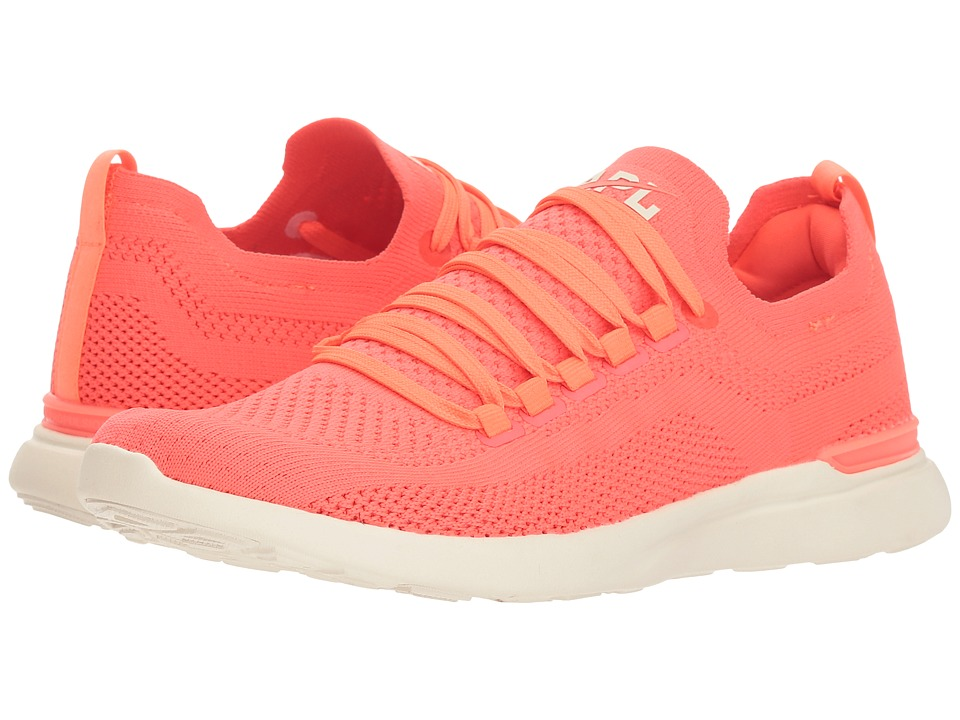Athletic Propulsion Labs (APL) Techloom Breeze (Magma/Pristine) Women's Running Shoes