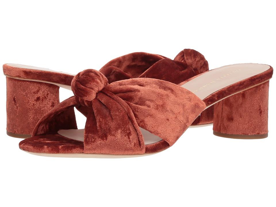 Loeffler Randall Celeste (Brique) Women's Shoes