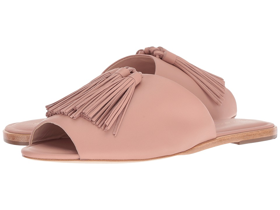 Loeffler Randall Kiki (Buff/Pink) Women's Shoes