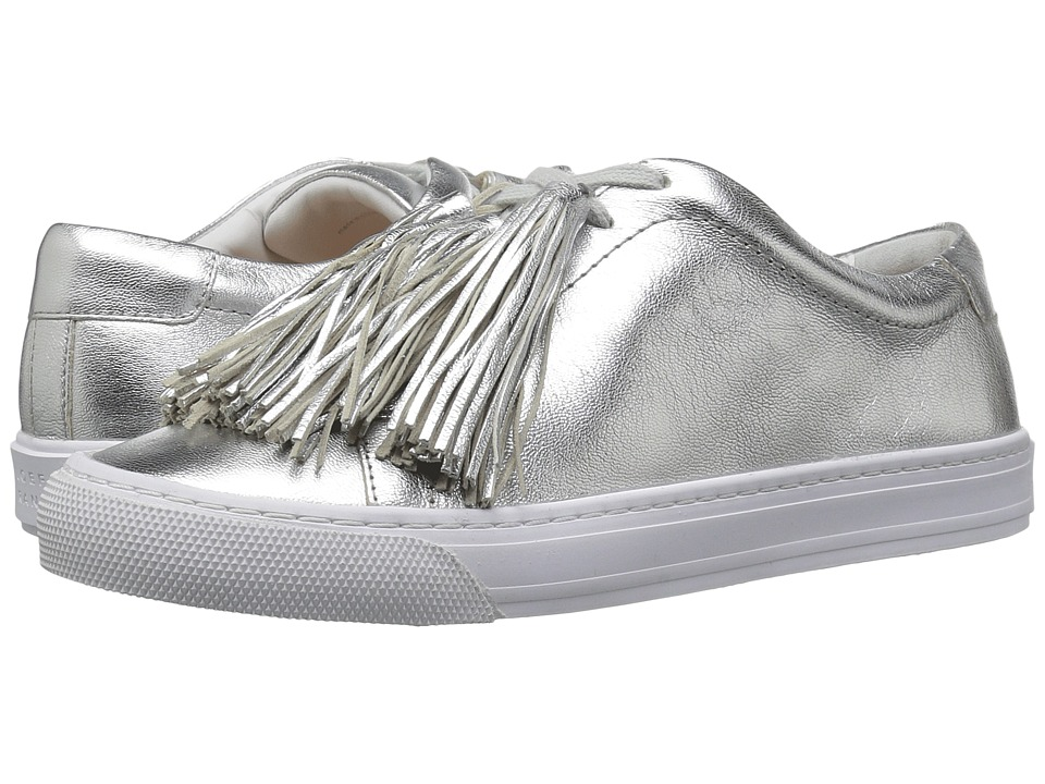 Loeffler Randall Logan (Silver) Women's Shoes