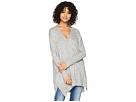 American Rose Hana V-Neck Long Sweater