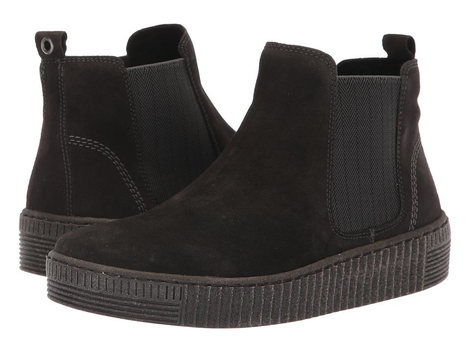 Gabor Gabor 93.731 (Dark Grey) Women's Pull-on Boots