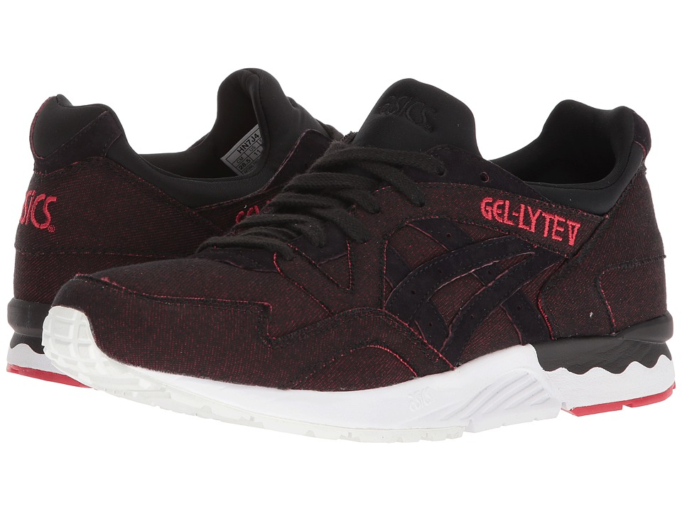 Asics Tiger - Gel-Lyte(r) V (Black/Black 5) Men's Shoes