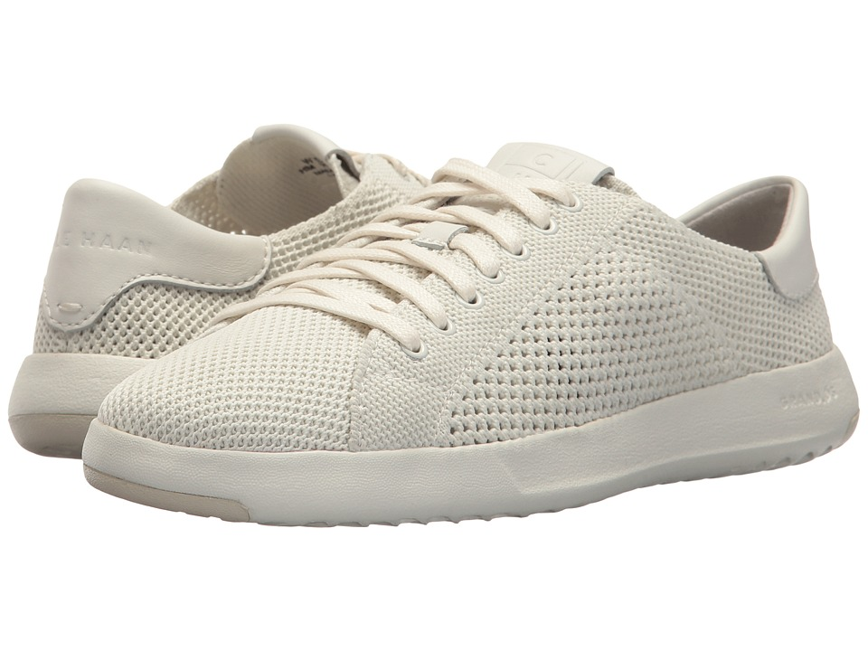 Cole Haan - Grandpro Tennis Stitchlite (Chalk/White) Womens Shoes