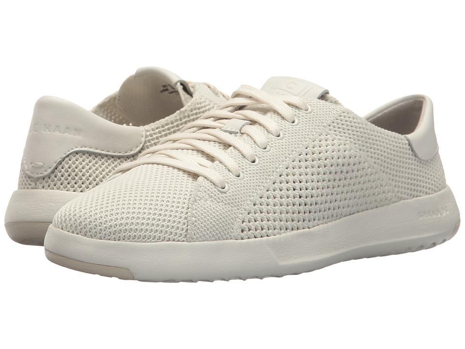 Cole Haan Grandpro Tennis Stitchlite (Chalk/White) Women's Shoes