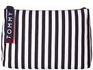 Tommy Hilfiger Tommy Bottom Bicolor Canvas Pouch