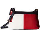 Tommy Hilfiger Flag Canvas Crossbody Pouch