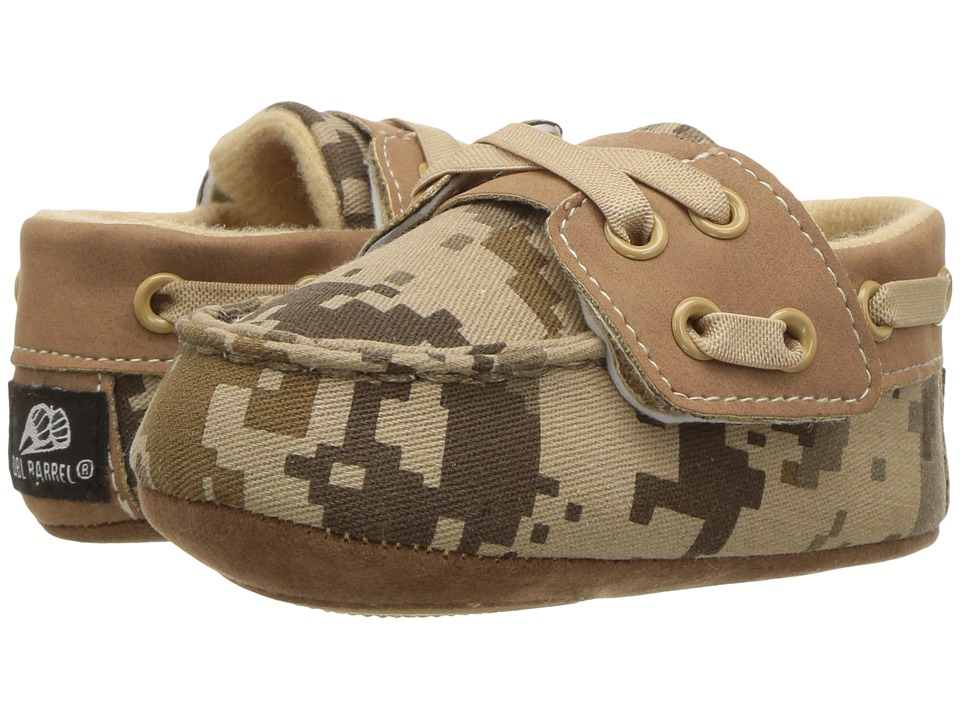 M&F Western Kids - Barrett (Infant/Toddler) (Tan Camo) Cowboy Boots