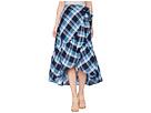 LAUREN Ralph Lauren Plaid Ruffled Skirt