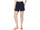 LAUREN Ralph Lauren LAUREN Ralph Lauren Cotton Twill Drawstring Shorts