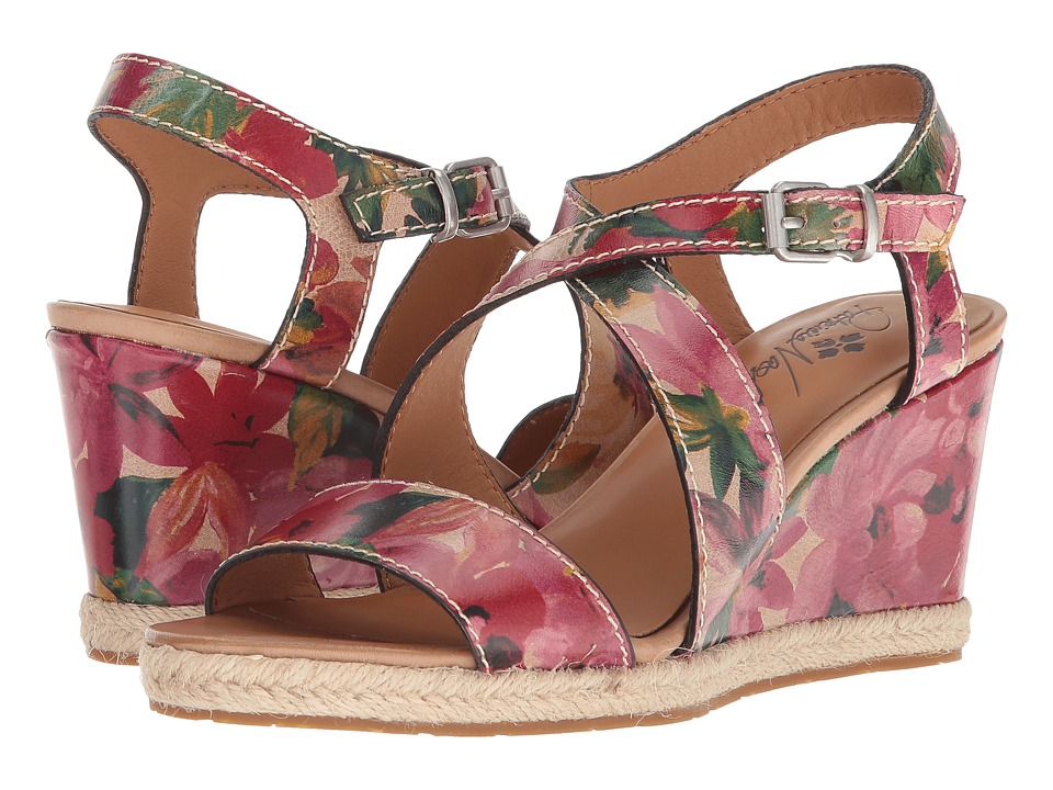 Patricia Nash - Rafa (Spring Multi) Womens Wedge Shoes