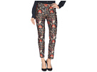 Lisette L Montreal Roman Print Brushed Sateen Ankle Pants