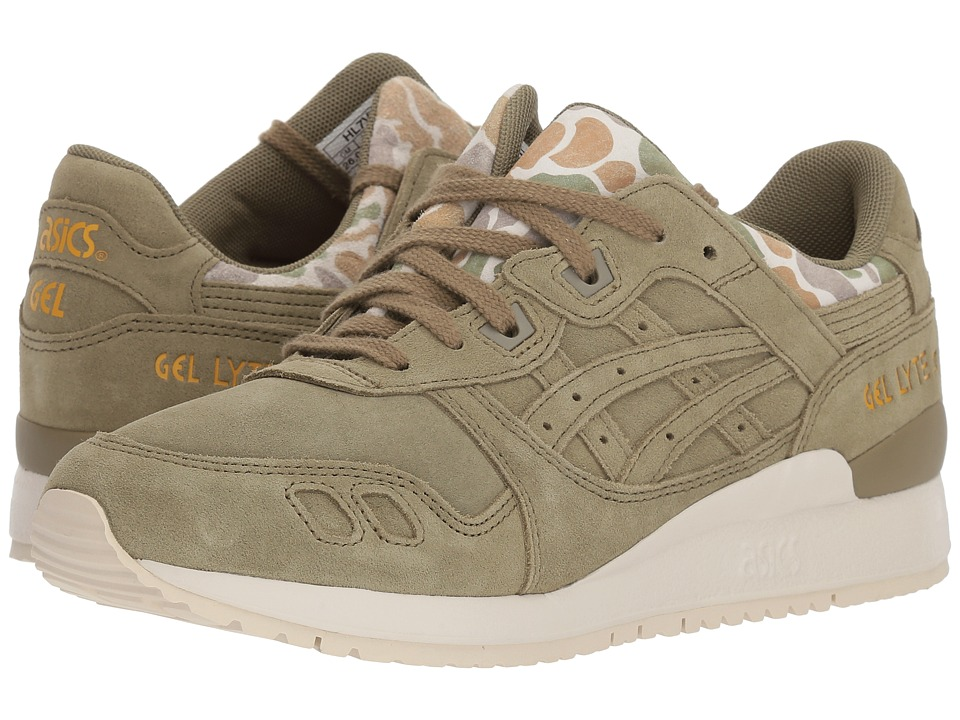 ASICS Tiger - Gel-Lyte III (Aloe/Aloe) Womens Shoes