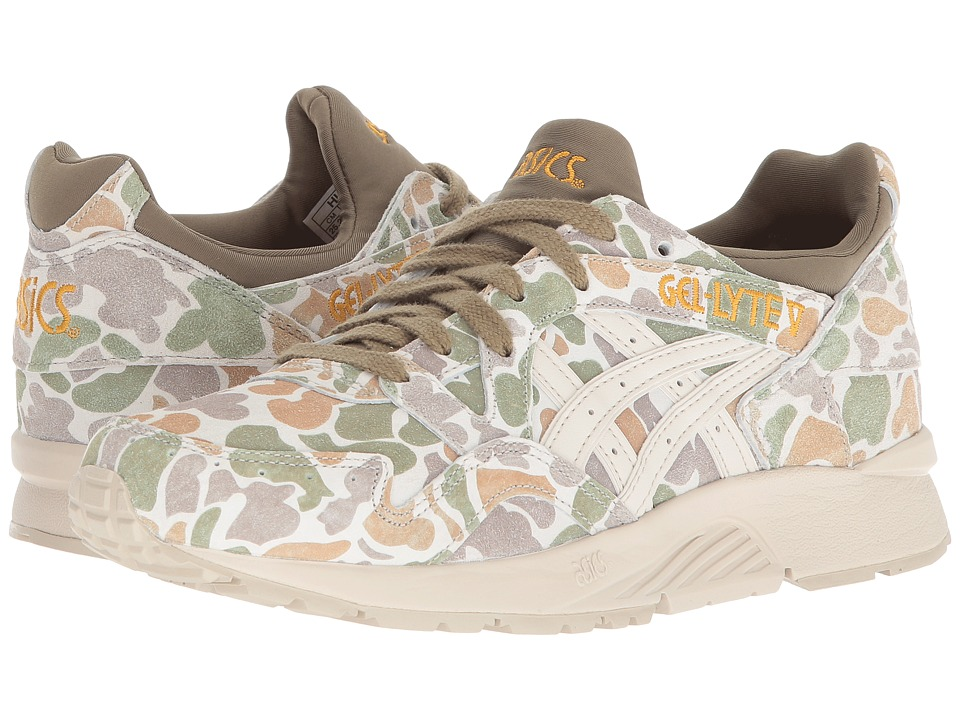 ASICS Tiger - Gel-Lyte(r) V (Taupe Grey/Birch) Womens Shoes