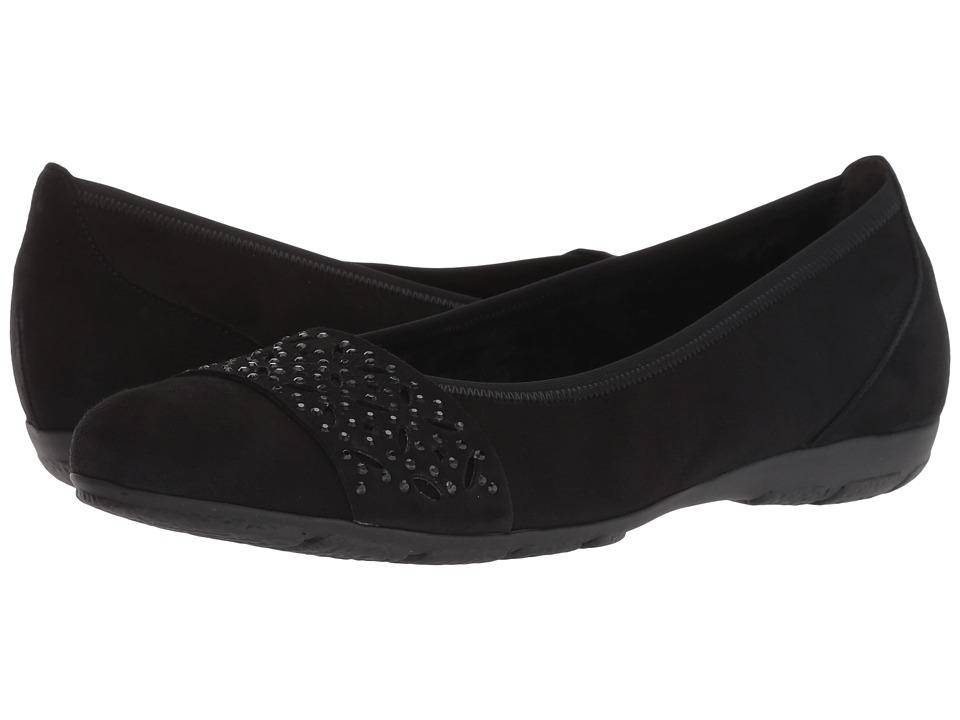 Gabor Gabor 94.160 (Black) Flats