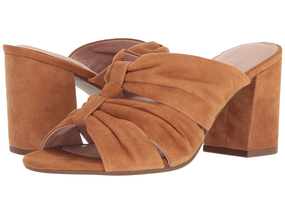 Taryn Rose - Lana (Cuoio Suede) Womens Shoes