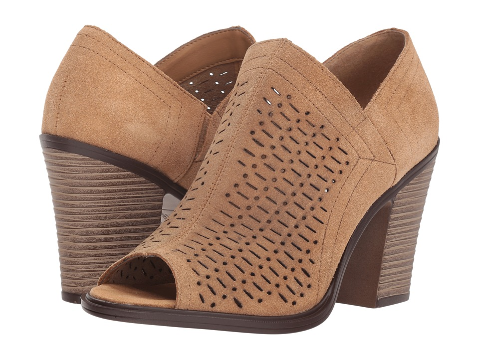 Dirty Laundry Aida Split Suede (Camel) Women's Shoes
