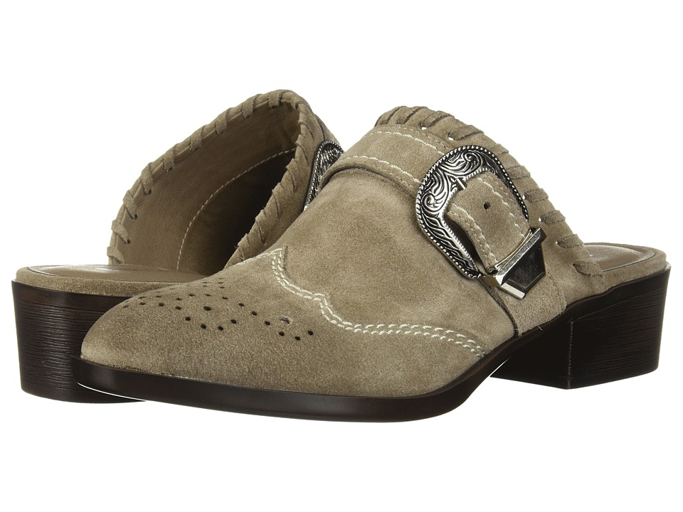 Dirty Laundry Waltz Split Suede (Heather Grey) Women's Shoes