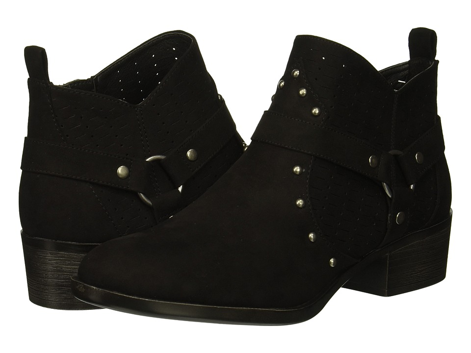 Dirty Laundry Wyatt Micro Suede (Black) Women's Shoes