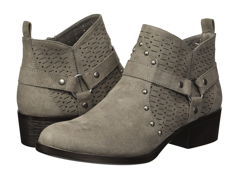 Dirty Laundry Wyatt Micro Suede (Slate) Women's Shoes