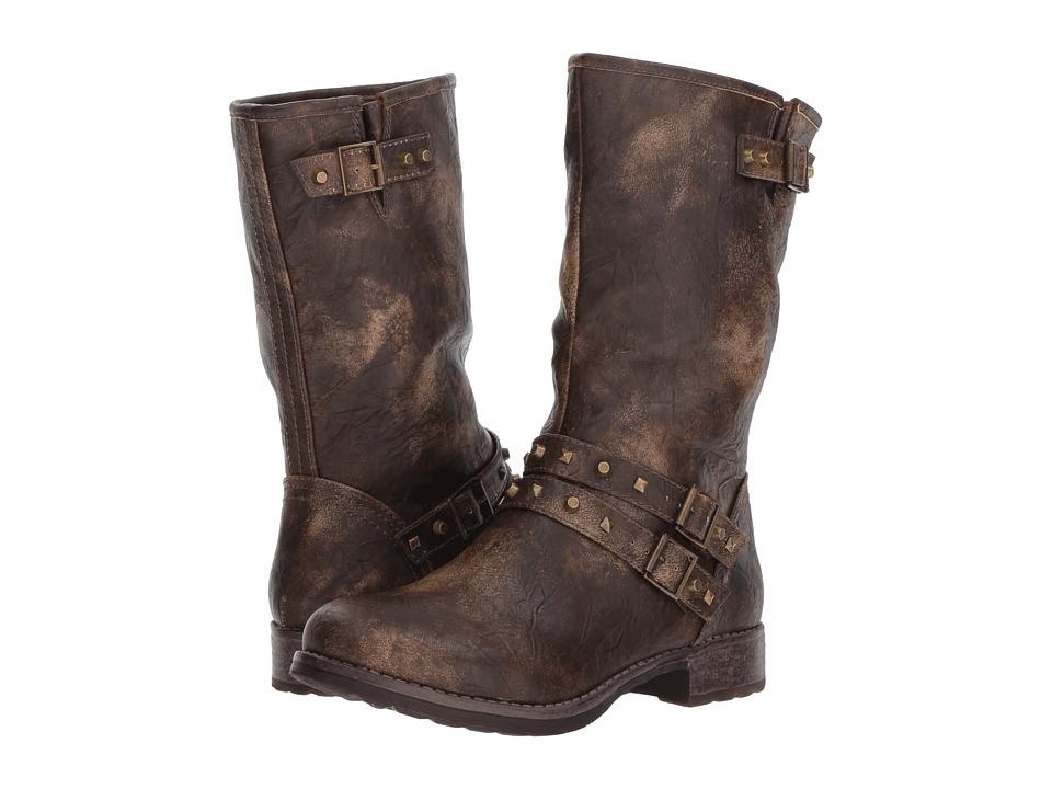 Dirty Laundry Talia Loredo PU (Brown) Women's Shoes