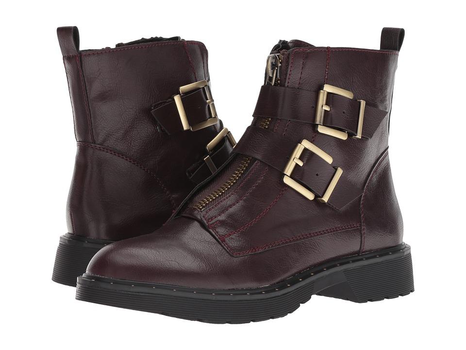 Dirty Laundry Joplin Smooth (Oxblood) Women's Shoes