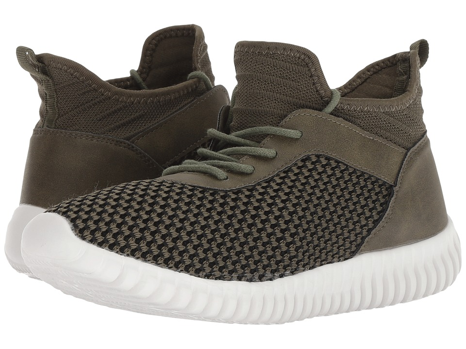 Dirty Laundry Harlen Knit (Olive) Women's Shoes