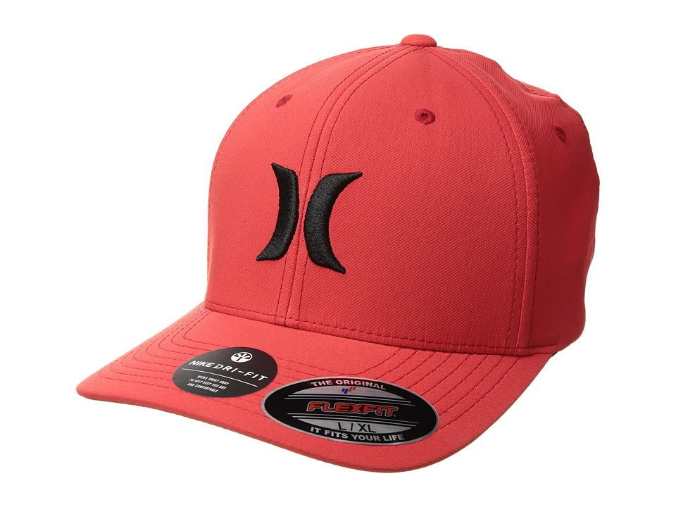 Hurley - Dri-Fit One and Only (Speed Red) Baseball Caps