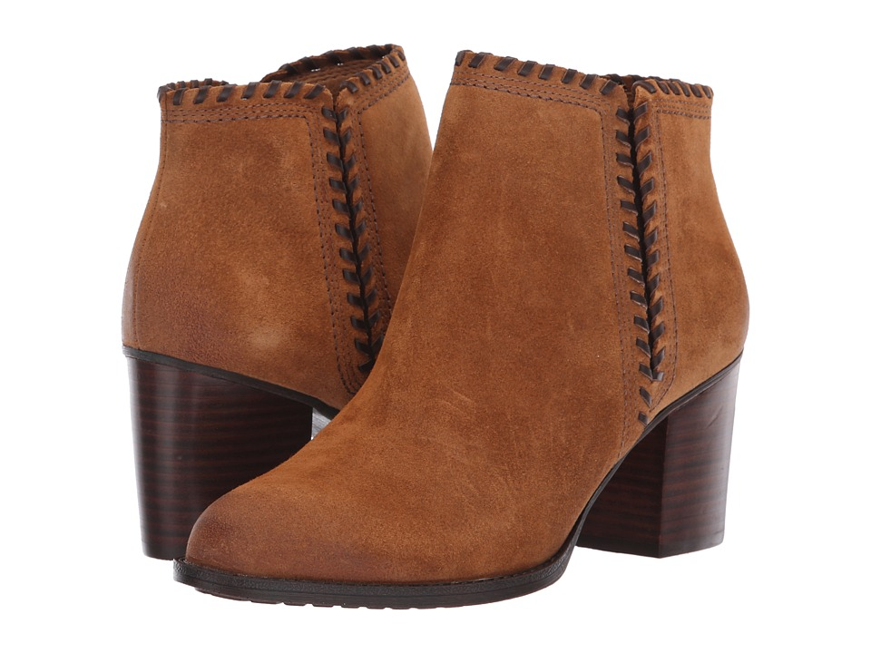 Sofft Wilton (Cognac/Bridle Brown Oiled Cow Suede/Wild Steer)