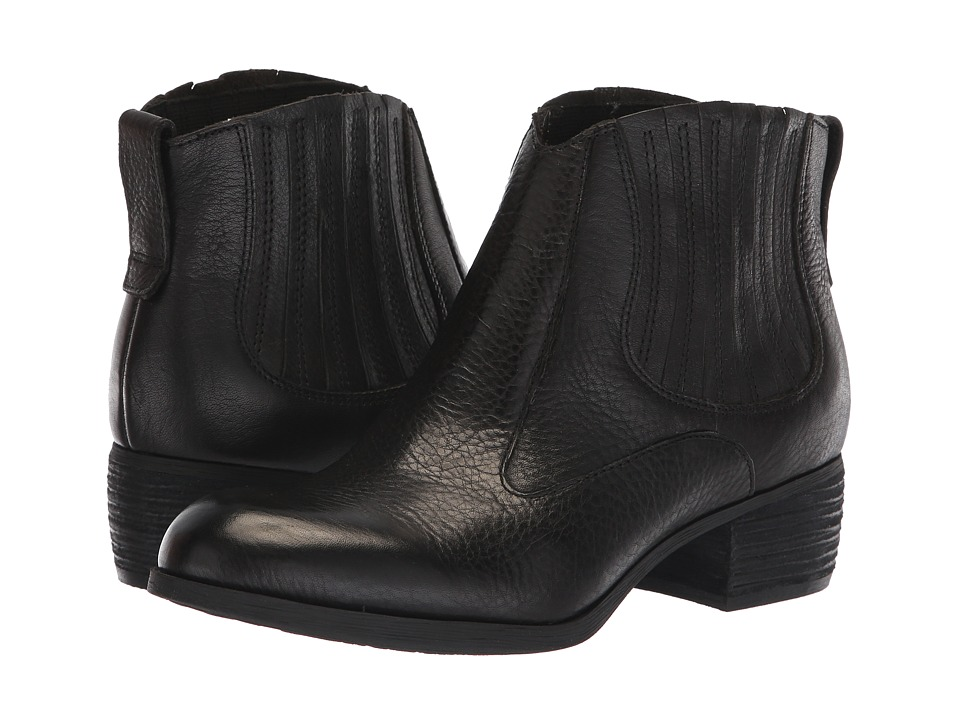 Sofft Cellina (Black Canneto) Women's Pull-on Boots