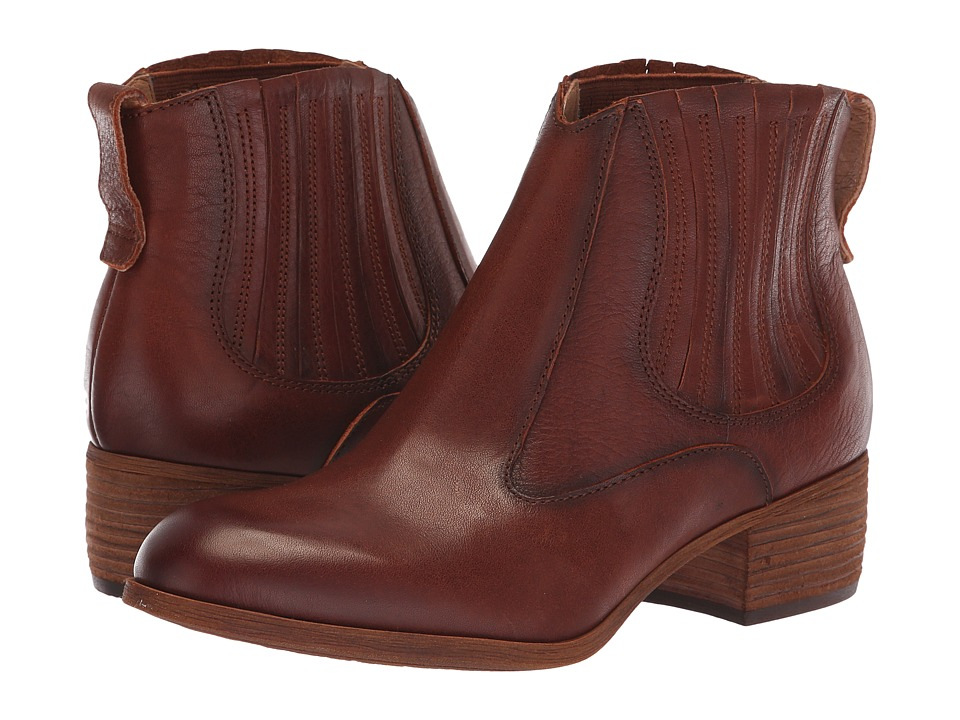 Sofft Cellina (Whiskey Canneto) Women's Pull-on Boots