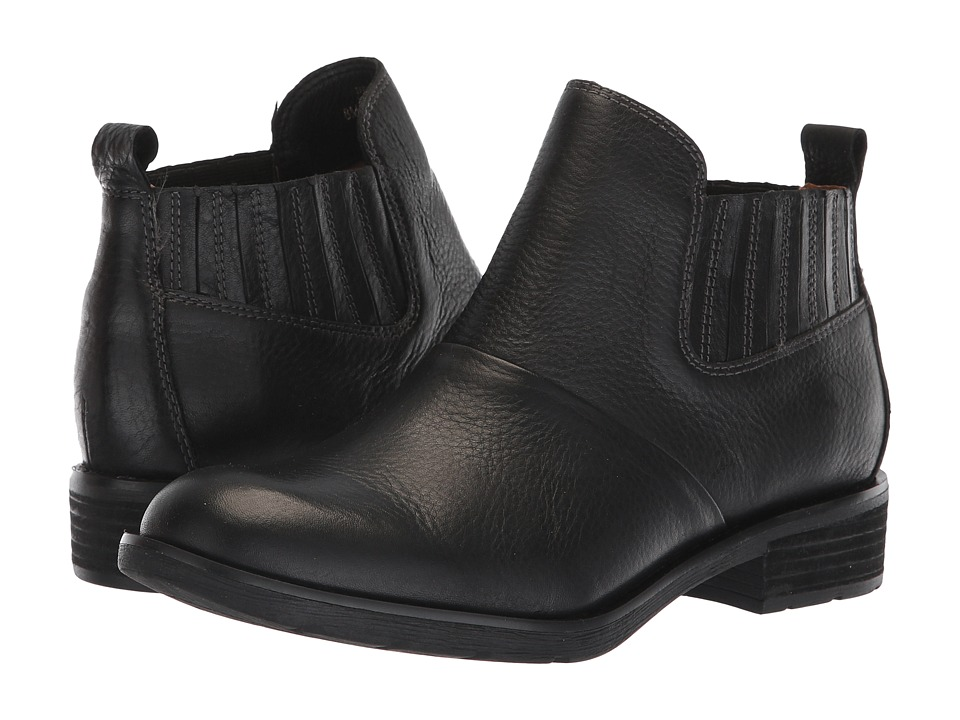 Sofft Bellis (Black Wild Steer) Women's Pull-on Boots
