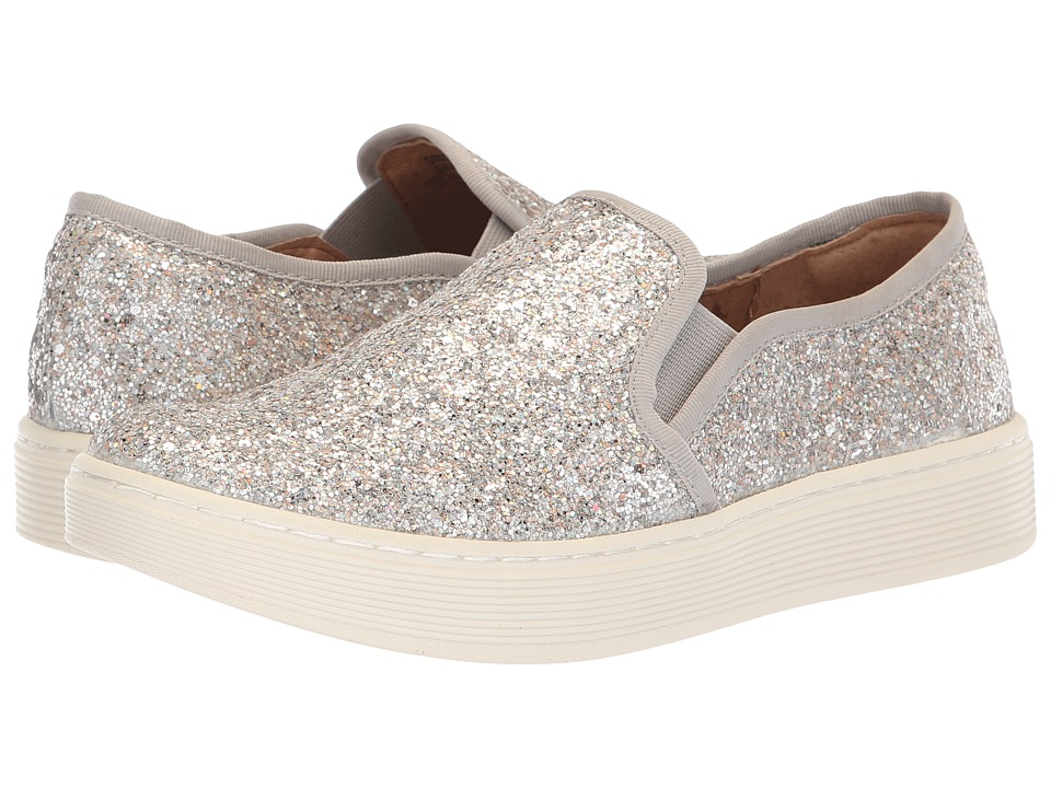 Sofft Somers (Silver Glitter) Slip-On Shoes