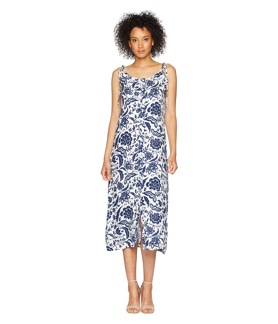 Rachel Pally - Rayon Chiyo Dress (Painted Floral) Womens Dress