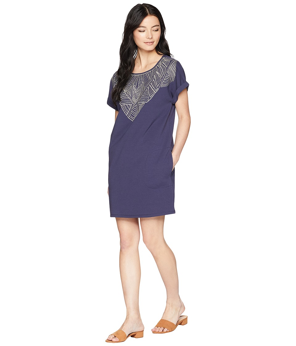 NIC+ZOE Petite Luna Tunic Dress (Blueprint) Women