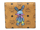 MCM Rabbit Flap Wallet/Bifold Mini