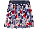 Kate Spade New York Kids Kate Spade New York Kids Confetti Hearts Skirt (Big Kids)