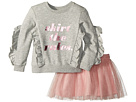 Kate Spade New York Kids Skirt The Rules Set (Toddler/Little Kids)