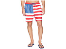 Vineyard Vines Vineyard Vines USA Flag Chappy Swim Trunks
