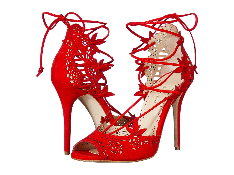 Marchesa - Clara (Red) High Heels