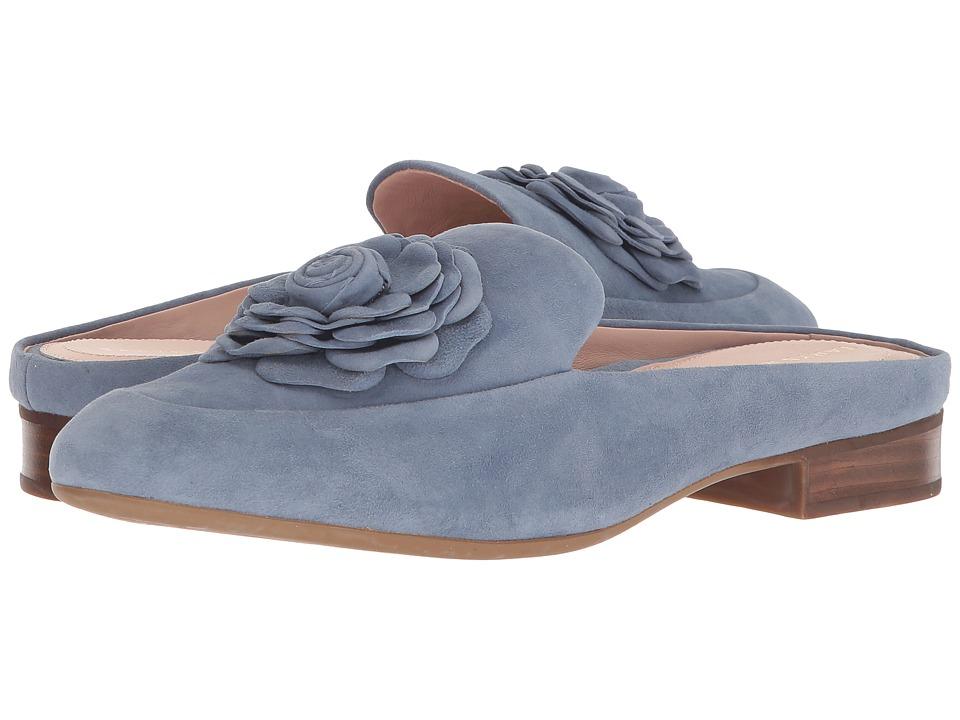 Taryn Rose - Blythe (Denim Suede) Womens Shoes