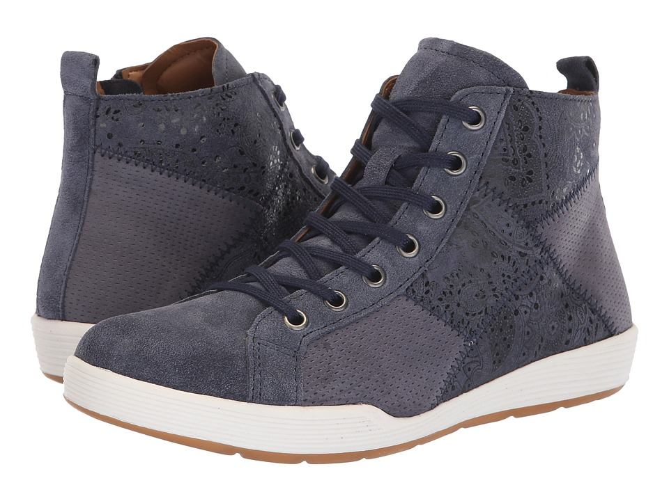 Comfortiva Lupine (Navy Multi Suede Multi) Women's Shoes