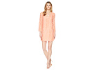 Laundry by Shelli Segal Lace Shift Dress with Bell Sleeves