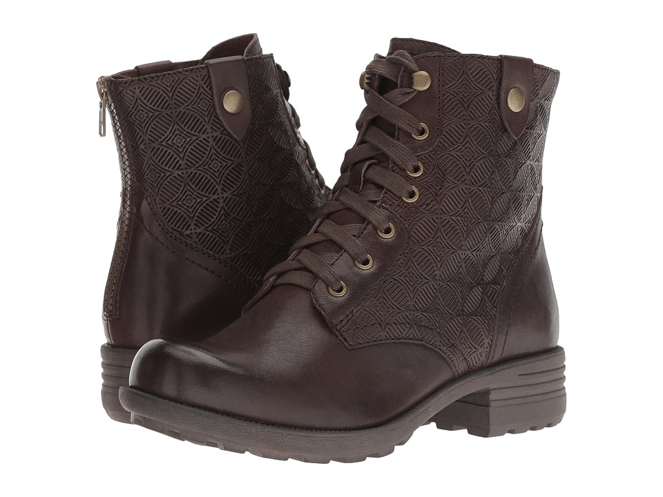 Rockport Cobb Hill Collection Cobb Hill Brunswick Lace Boot (Stone Leather)