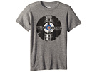 Chaser Kids Extra Soft The Who Record Tee (Little Kids/Big Kids)