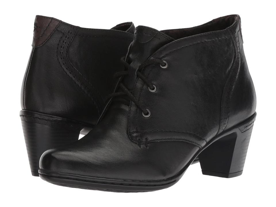 Rockport Cobb Hill Collection Cobb Hill Rashel Chukka (Black Leather)